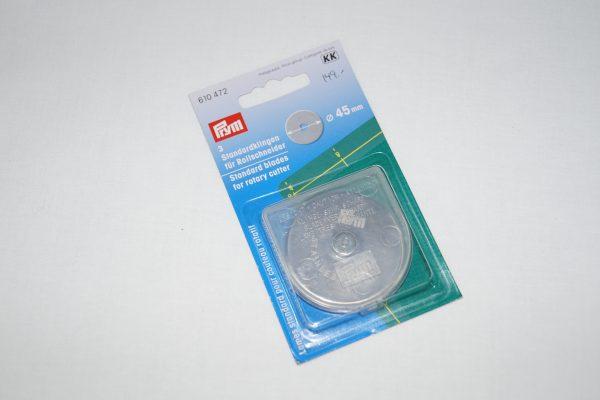 Prym skæreklinger 45 mm