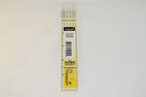 Omnigrid 1 x 6 inch