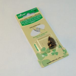 Clover open sided thimble