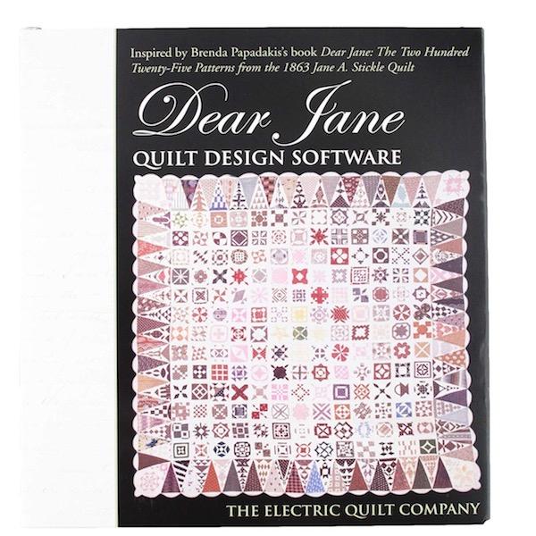 Dear Jane Quilt Design Software Brenda Papadakis