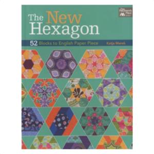 Katja Marek New Hexagon Book Bok Patchwork