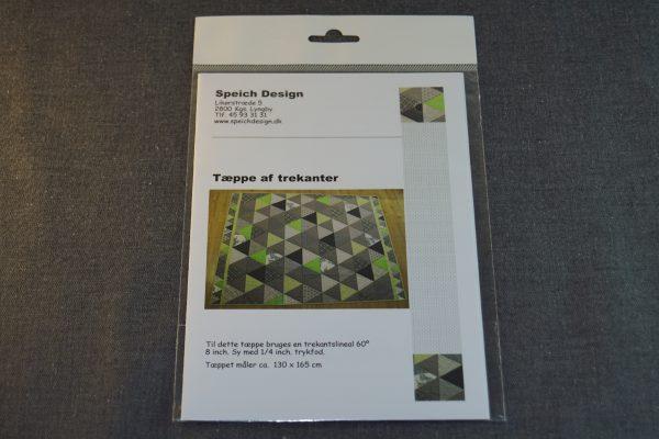 Tæppe af trekanter