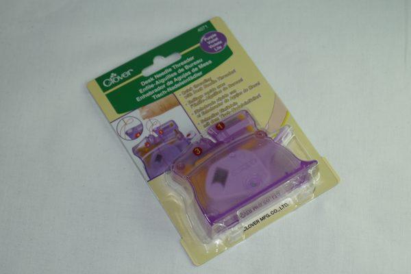 Clover nåletræder lilla
