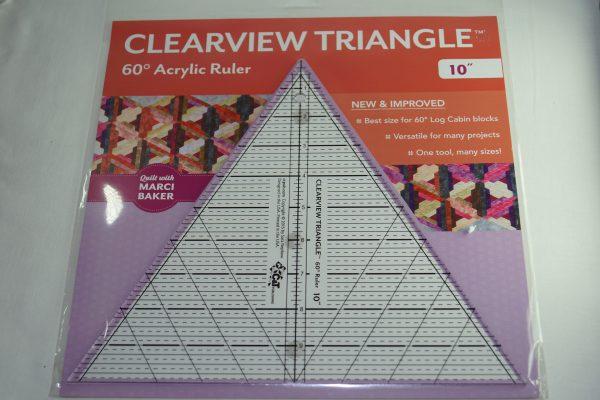 60 graders trekant 10 inch