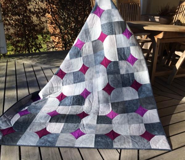 Tæppe Folde firkant