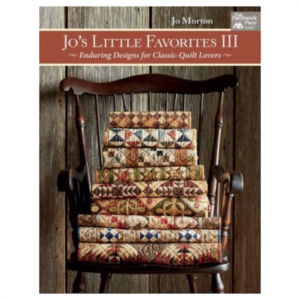Jo Morton Jos Little Favorites III Book Bog Patchwork