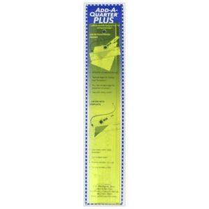 Add-A-Quarter-Plus-Ruler-12 inch Lineal