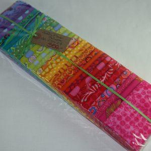 Stofpakke regnbue lille