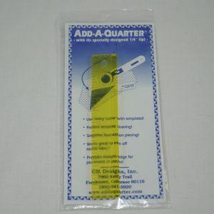 Add a quarter