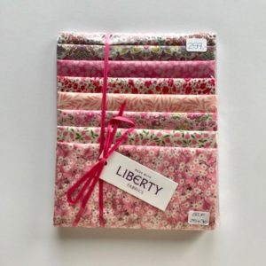Speich Design Liberty Stofpakke Patchwork lyserød