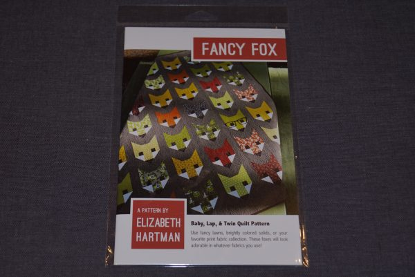 Elisabeth Hartman Fancy Fox