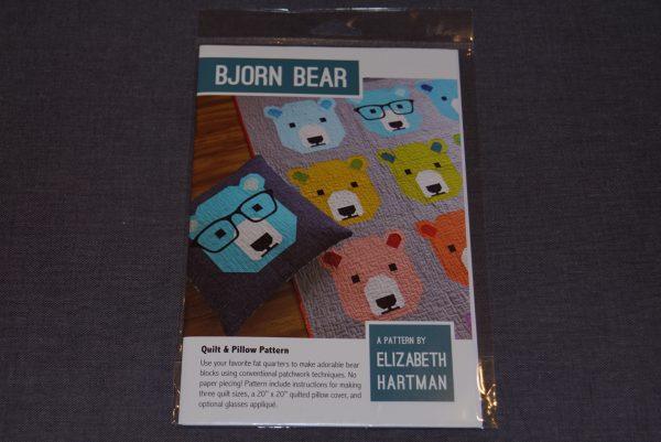 Elisabeth Hartman bear