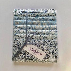 Speich Design Liberty Stofpakke Patchwork lyseblå