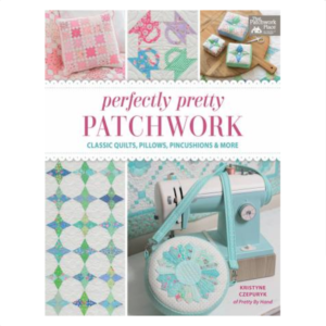 Kristyne Czepuryk Parfectly Pretty Patchwork Book Bog