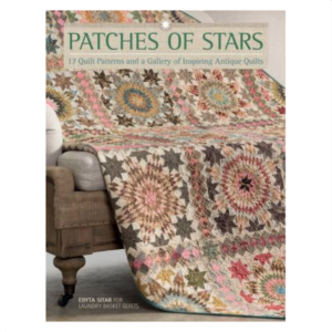 Edyta Sitar Patches of Stars Book Bog Patchwork