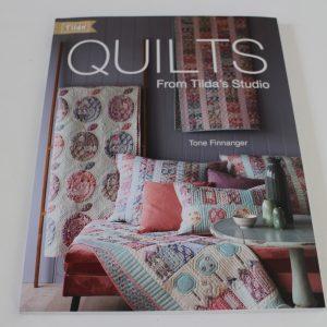 Quilts from Tildas studios