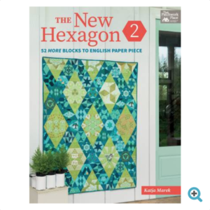 Katja Marek New Hexagon 2 Book Bok Patchwork